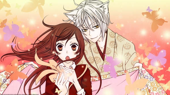 Kamisama Hajimemashita - Tomoe and Nanami