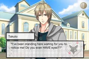 Ahh, Takudo's got some Charm XD