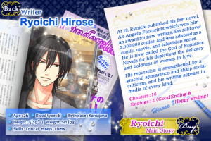 Ryoichi's Info Screen