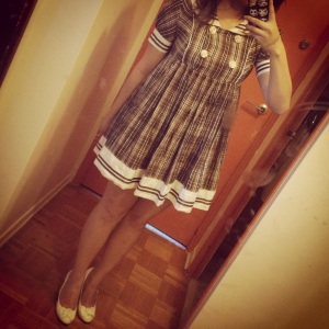 Lolita style Sailor Dress Fashion