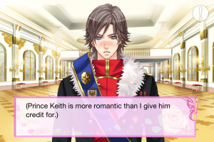 Prince Ketih Alford - Be My Princess -  Second Sequel - Otome Junkie