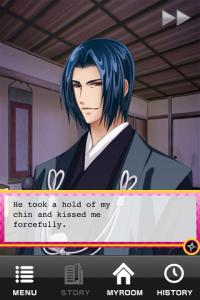 Shall We Date Ninja Love - Hattori Hanzo Main Story