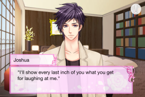Joshua Lieben Be My Princess Main Story  Voltage Inc.
