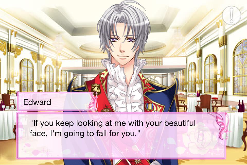 My True Prince Charming – Prince Edward Levaincois Main
