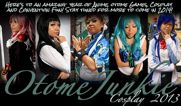 Otome Junkie Cosplay 2013