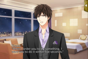 Kissed By the Baddest Bidder Voltage Inc Eisuke Ichinomiya