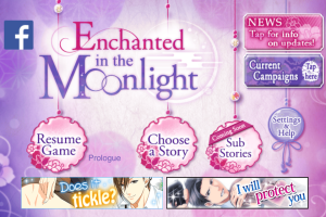 Enchanted in the Moonlight by Voltage inc