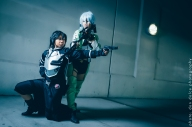 Kirito Gun Gale Online GGO - Sword Art Online SAO2 Cosplay 05