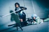 Kirito Gun Gale Online GGO - Sword Art Online SAO2 Cosplay 07