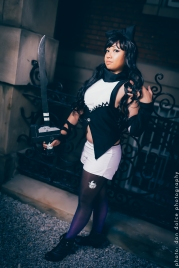 Blake Belladonna RWBY Cosplay Unplugged Expo 03