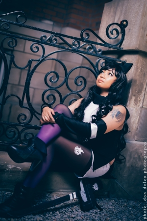 Blake Belladonna RWBY Cosplay Unplugged Expo 04