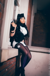 Blake Belladonna RWBY Cosplay Unplugged Expo 07