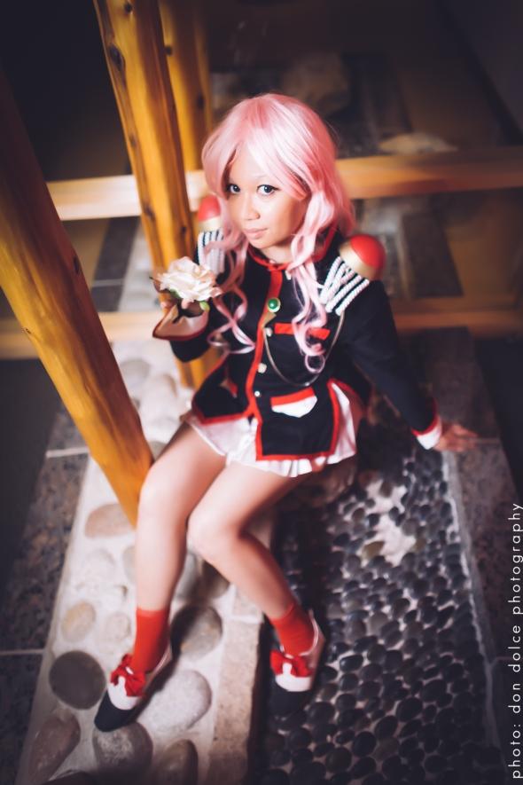Revolutionary Girl Utena Tenjou Cosplay by Otome Junkie