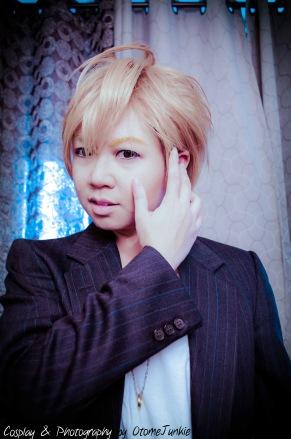 Kisaki Ota - Kissed by the Baddest Bidder - Cosplay by OtomeJunkie -Sprite